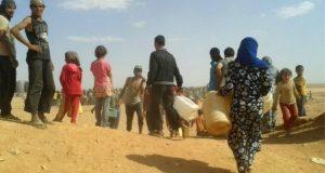 اردن کی سرحد پر موجود 85 ہزار شامیوں کے لیے امداد بحال: اقوام متحدہ