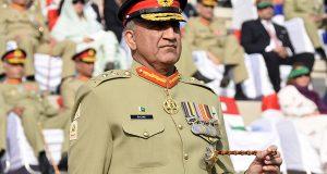 قوم پاکستان کیخلاف سازشوں کو شکست دے کر رہے گی، سربراہ پاک فوج