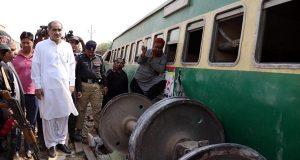 پاکستان ریلوے نظام پرانا ضرور مگر غیر محفوظ نہیں، سعد رفیق