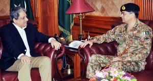 کرپشن کے ناسور کو جڑ سے اکھاڑ پھینکنے گے، گورنر سندھ