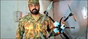 ایل او سی پر پاکستان آرمی نے بھارتی ڈرون مار گرایا، دشمن کی فائرنگ سے 4بچے شہید
