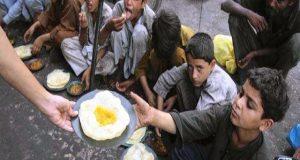 پاکستان میں سوا5کروڑ عوام خط غربت سے نیچے