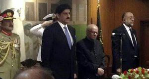 سعید الزماں صدیقی کی بطور گورنر سندھ تقرری لاہور ہائی کورٹ میں چیلنج