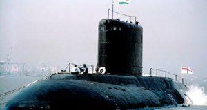 بھارت کا بحری حملہ ناکام آبدوز کو پیچھے دھکیل دی گیا