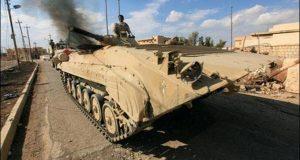عراقی فوج کی موصل کے نواح میں داعش کیخلاف بڑی کارروائی