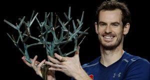 اینڈی مرے کا پیرس ٹائٹل پر قبضہ، عالمی نمبر ایک کھلاڑی بن گئے