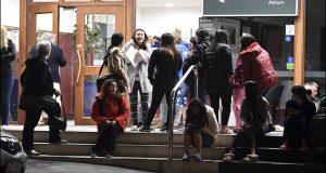 نیوزی لینڈ میں زلزلہ،پاکستانی کرکٹرز ہوٹل سے باہر آگئے