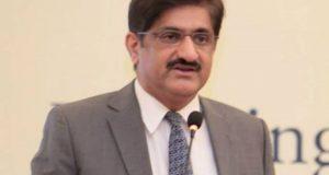کراچی کی ترقی کیلئے وسیم اختر کے ساتھ ہوں ، مراد علی شاہ