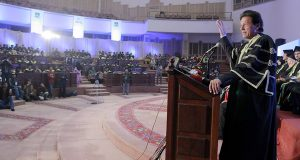 وزیراعظم کا احتساب کئے بغیر قانون کی بالادستی عملی طور ممکن نہیں، عمران خان