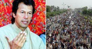 انصاف نہ ملا تو پھر سڑکوں پر آوں گا، عمران خان