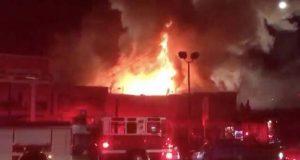 امریکی ریاست کیلیفورنیا, گھرمیں آتشزدگی سے 9 افراد ہلاک