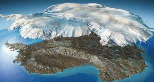 قطبین پر بھارت کے رقبے سے بھی زیادہ برف غائب ہوگئی، سائنسدان