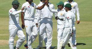 پاکستان نے پریکٹس میچ میں آسٹریلیا الیون کو شکست دے دی
