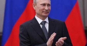 روسی صدر دنیا کی با اثر ترین شخصیت قرار