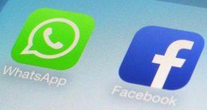 """وائٹس ایپ کو """"چونا"""" لگانے پر فیس بک کو 15.4 بلین پاؤنڈ جرمانے کا سامنا"""