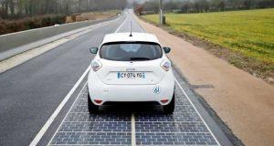 فرانس میں دنیا کی پہلی بجلی بنانے والی سڑک تیار