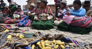 بولیویا میں بارش کے لیے دعائیہ تقریبات