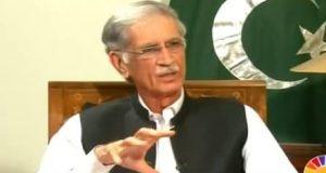 تحریک انصاف نے مفاد پرست سیاست کو دفن کر دیا ہے،پرویزخٹک