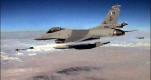 خیبرایجنسی : سیکورٹی فورسز کی فضائی کارروائی، 12 دہشتگرد ہلاک