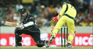 دوسرا ون ڈے، آسٹریلیا نے نیوزی لینڈ کو 116 رنز سے ہرادیا