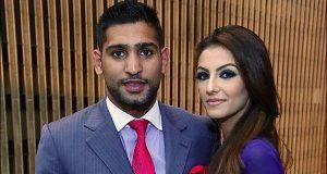 باکسر عامر خان اور اہلیہ کی برطانوی میڈیا کے الزام کی تردید