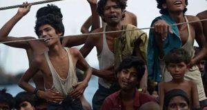 برما میں مسلمانوں کے قتل عام کے بعد عالمی انسانی حقو ق کی تنظیموں کوبھی ہوش آگیا