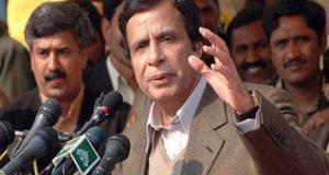 حکمرانوں کی ناکام پالیسیوں کی وجہ سے پاکستان مقروض اور عالمی تنہائی کا شکار ہے 'پرویزالٰہی