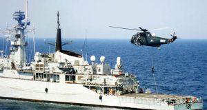پاک بحریہ نے کھلے سمندر میں ڈوبتی کشتی سے 18مچھیروں کو بچالیا