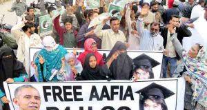 حکومت نے اب تک عافیہ کی رہائی کیلئے خط نہیں لکھا 'والدہ ڈاکٹرعافیہ صدیقی