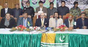 کشمیر اور پاکستان ایک دوسرے کیلئے لازم و ملزوم ہیں، سردار مسعود خان