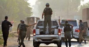 ملک بھر میں کومبنگ آپریشنز جاری،6دہشتگرد ہلاک خود کش بمبار سمیت سینکڑوں زیر حراست