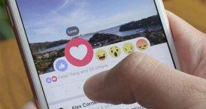 فیس بک ری ایکشنز کا استعمال نیوز فیڈ بدلنے کا باعث