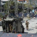لاہور، ڈیفنس کمرشل مارکیٹ دھماکہ،10جاں بحق، درجنوں زخمی