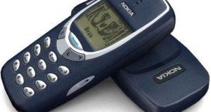 نوکیا 3310 دوبارہ انٹری کیلیے تیار