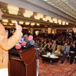 نا انصافی کیخلاف جہاد کیلئے تعلیم یافتہ طبقے کو آگے آنا ہو گا، عمران خان