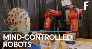 ایم آئی ٹی نے دماغ سے کنٹرول ہونے والے روبوٹ میں اہم کامیابی حاصل کرلی