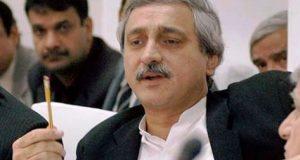حسین حقانی کے معاملے کی تحقیقات ہونی چاہئیں : جہانگیر ترین خان