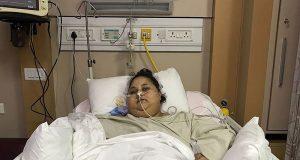 دنیا کی وزنی ترین خاتون کی سرجری کامیاب