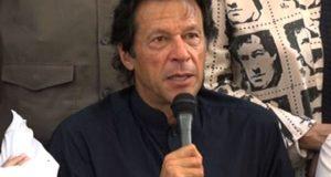 ہمیں اسلامی اقدار پر عمل پیرا ہوکر خواتین کی عزت کرنی چاہیے ،عمران خان