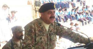 جنوبی وزیرستان کے محسود،وزیر ، دوتانی اور سلیمان خیل قبائل ایک ہی گلدستے کے پھول ہیں ،میجر جنرل خالد جاوید