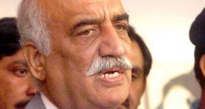 سینیٹ الیکشن : ن لیگ کو اپنے ہی لوگوںنے دھوکہ دیا، خورشید شاہ
