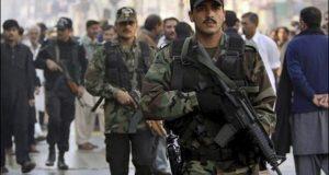 آپریشن ردالفساد دہشتگردی اور دیگر سنگین جرائم میں ملوث ملزمان کی گرفتاریاں جاری