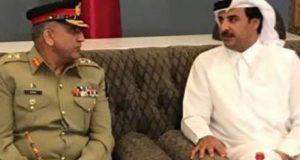 دہشت گردی کیخلاف جنگ میں پاکستان کا کردار قابل ستائش ہے، امیر قطر