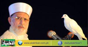 حکمران ملک لوٹ کر کھا گئے مگر متبادل بیانیہ کی ایک سطر تحریر نہ کر سکے'ڈاکٹر طاہر القادری