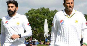 پاکستان کرکٹ کے آفتاب آخری بارچمکنے کوتیار