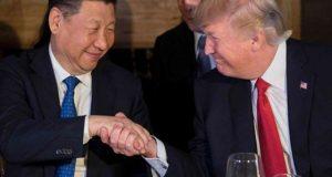 شام پر حملے کا حکم چینی صدر کے ساتھ چاکلیٹ کیک کھاتے ہوئے دیا، ٹرمپ