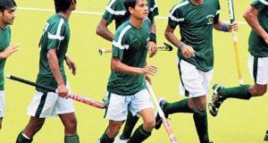 آسٹریلین جونیئرز ہاکی؛ پاکستان نے کوئنزلینڈ کو شکست دے دی