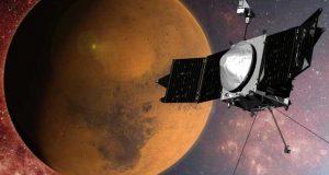 مریخ کی ہوا میں دھات کی دریافت