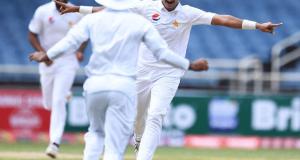 پہلا ٹیسٹ؛ پاکستان نے 71 رنز پر ویسٹ انڈیز کی آدھی ٹیم کو پویلین بھیج دیا