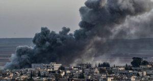 اسرائیلی طیاروں کی گولان میں بمباری، متعدد شامی تنصیبات تباہ